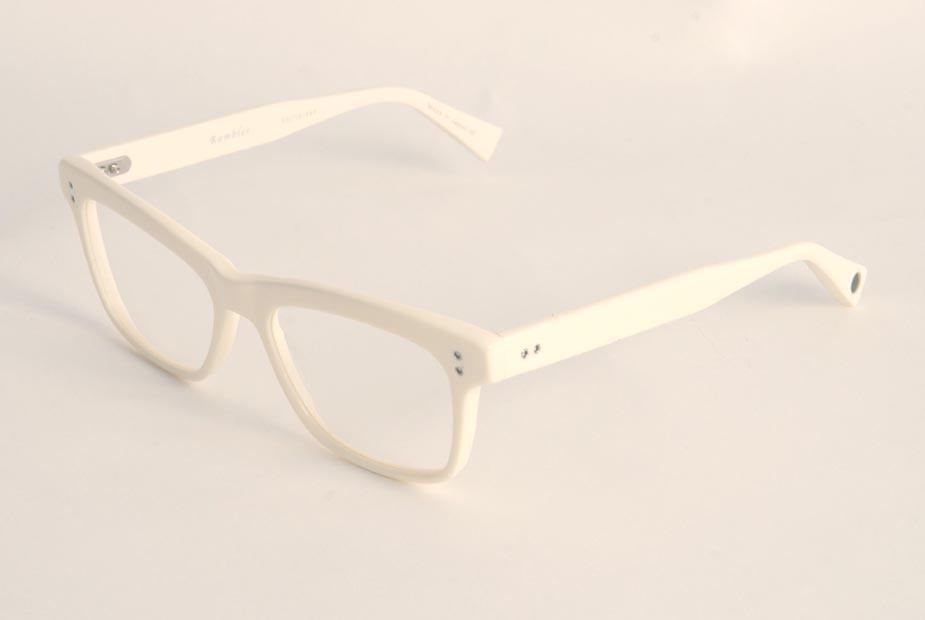 Occhiale da vista dita modello rambler in a white box for Occhiali bianchi da vista
