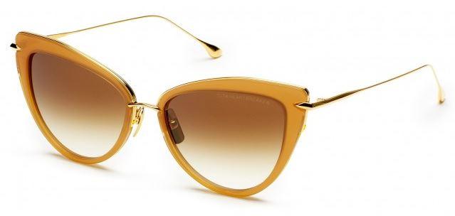 Dita Eyewear Heartbreaker giallo