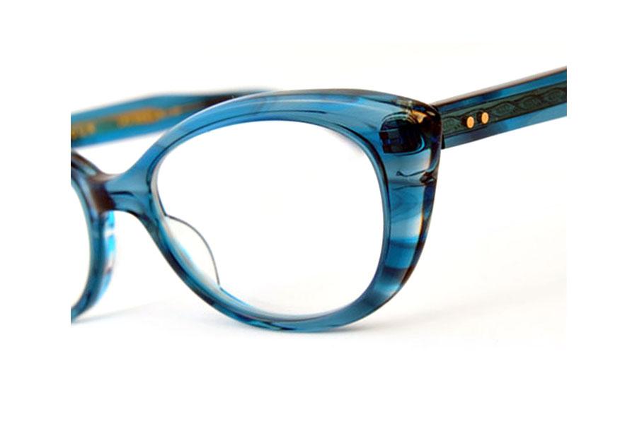 Occhiale-vista-DITA-modello-VELOUR-dettaglio